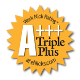 Werk Nick Rating A+++ only at eNicks.com